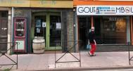 """...und das Restaurant """"El Xadic del Mar"""" in Banyuls."""