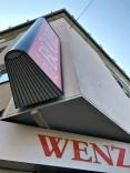 Es war einmal: Die Buchhandlung Wenz an der Ecke Dürener Straße/Theresienstraße in Köln-Lindenthal.