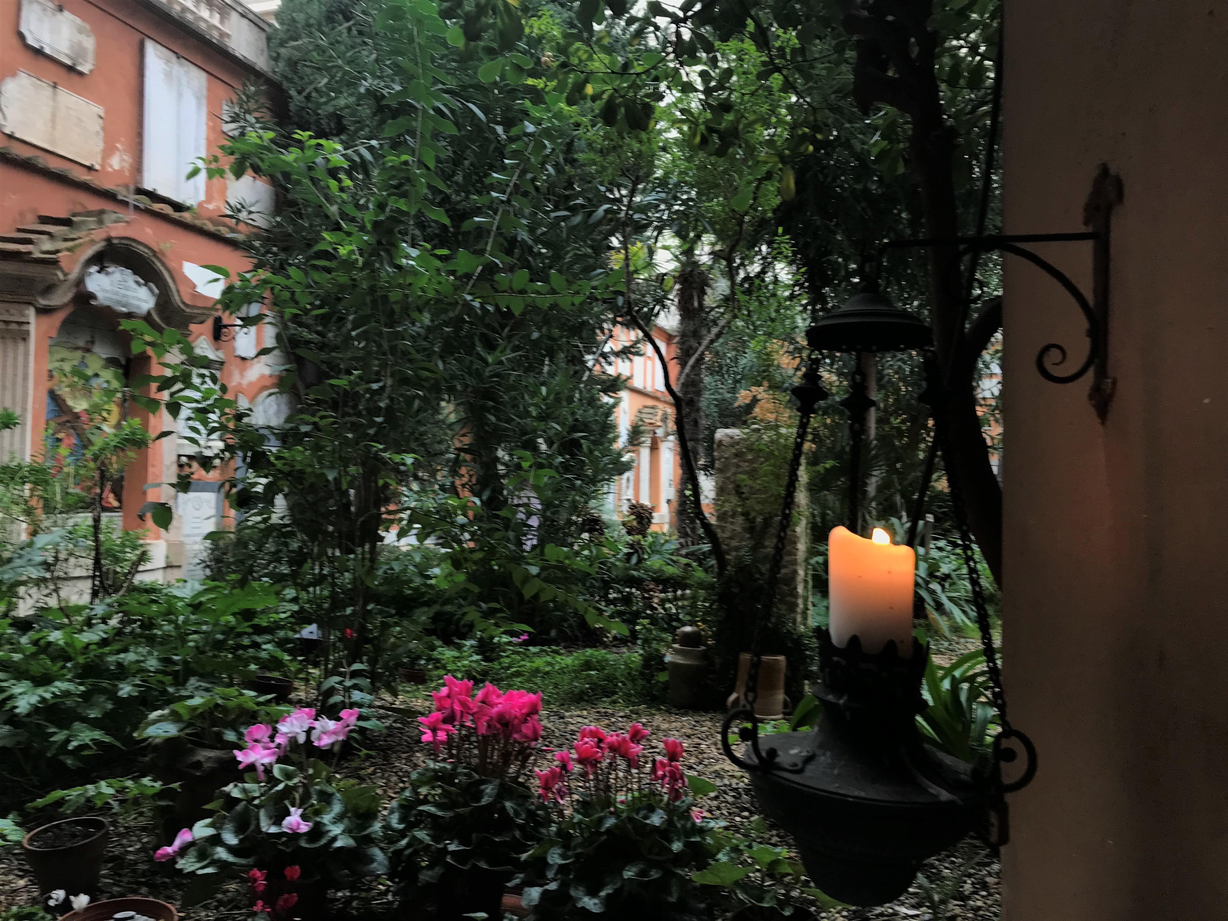 rom vatikan deutscher friedhof